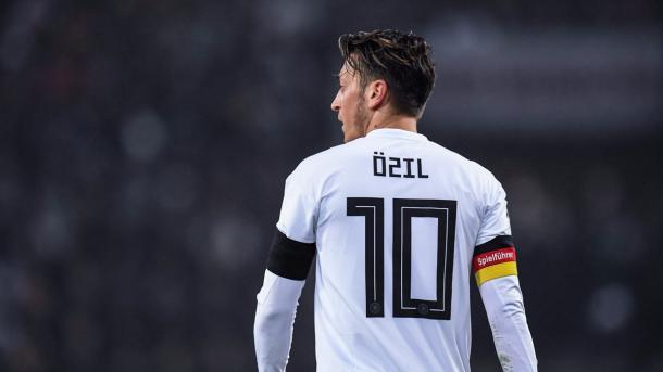 Mesut Özil dankt Boateng für Unterstützung nach Rücktritt