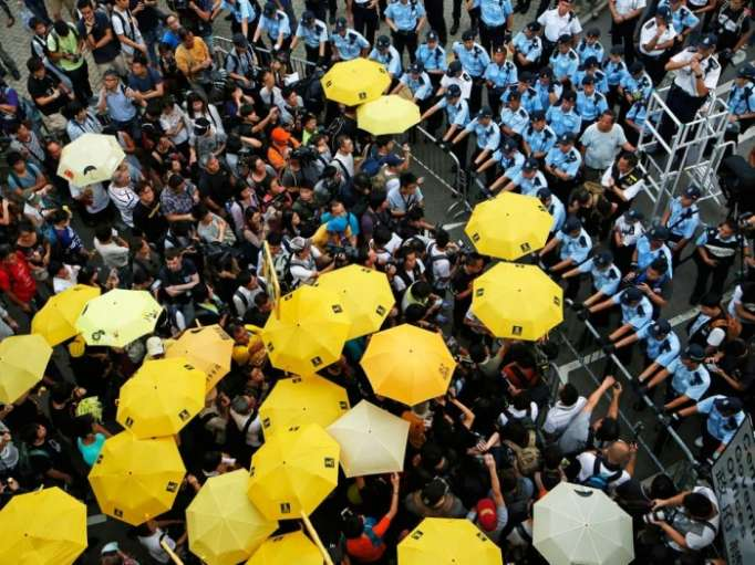 Hong Kong issues first ban of a political party for