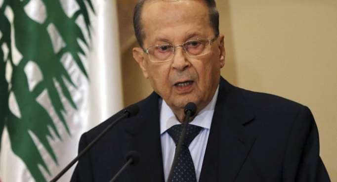 """Libanons Präsident: """"Das ist Israels Plan für Nahost"""""""