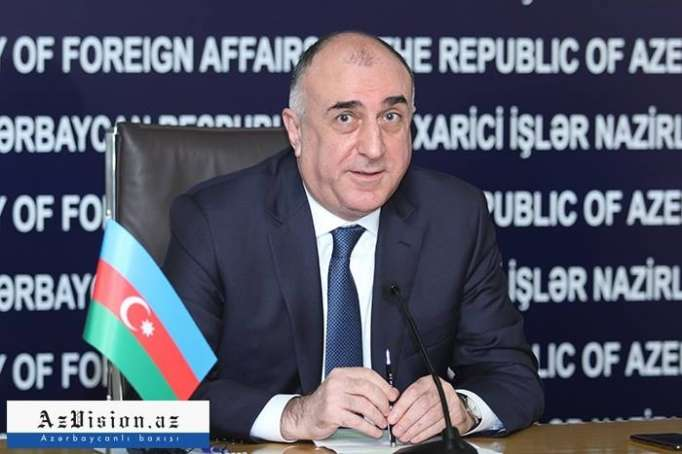 AzerbaijaniFM meets his counterparts
