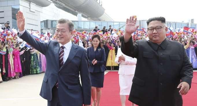 La mayoría de los surcoreanos avala la visita del líder norcoreano a Seúl