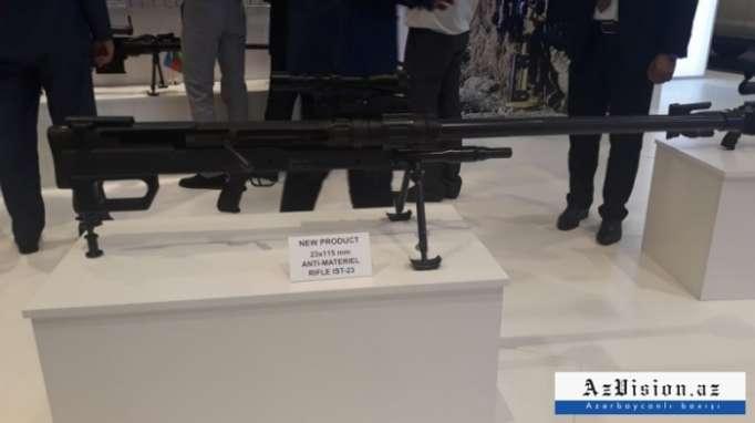 Un nuevo francotirador de Azerbaiyán