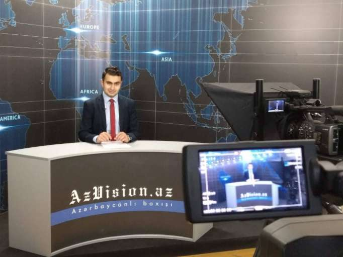 AzVision TV:Die wichtigsten Videonachrichten des Tages aufDeutsch(25. September)-VIDEO