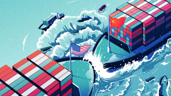 U.S.-China military tensions start to rise as trade war deepens