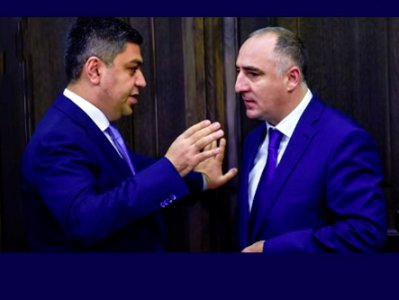 Armenia intelligence chiefs, judge are questioned