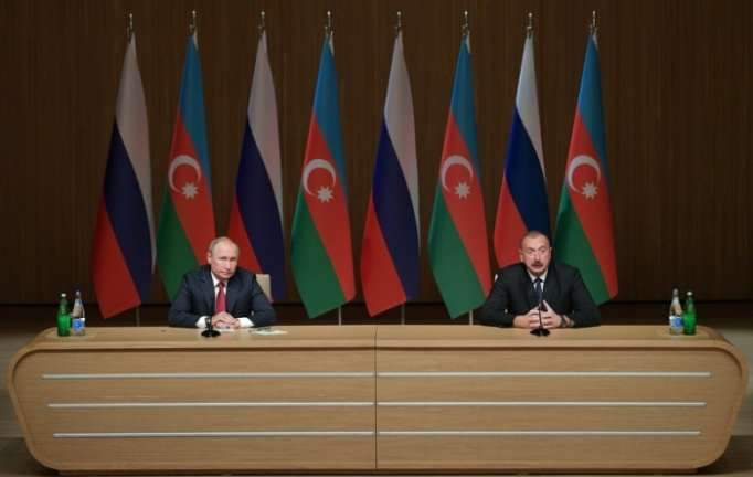 Putin says Russia, Azerbaijan building relations based on balance of interests
