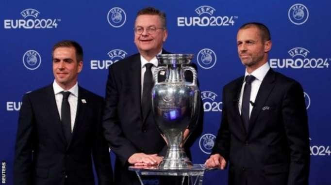 Euro 2024: Germany beats Turkey to host tournament