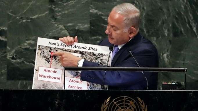 Netanyahu reveals new