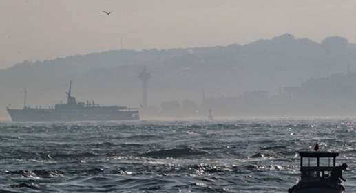 Turkey cancels sea voyages in Istanbul