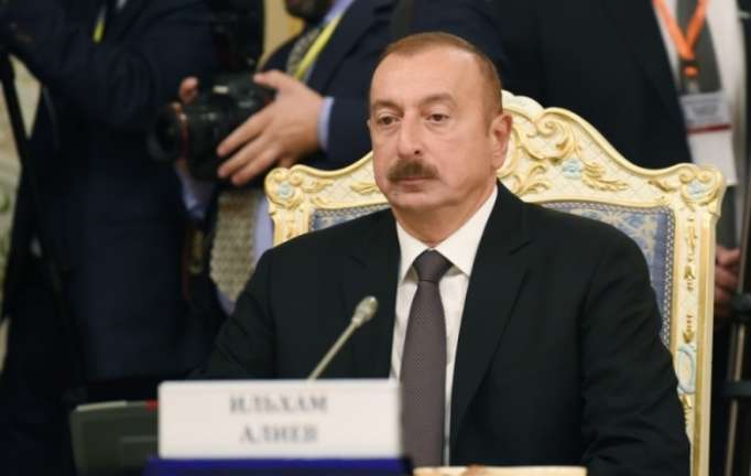 Azerbaijani president attends CIS Council of Heads of States meeting inTajikistan- UPDATED, PHOTOS