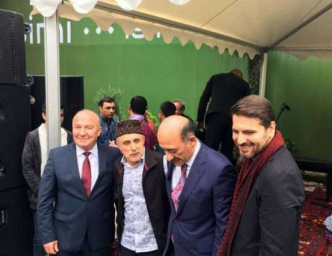 Internationally renowned Azerbaijanis Alim Gasimov and Sami Yusuf join Nasimi Poetry Festival - PHOTOS
