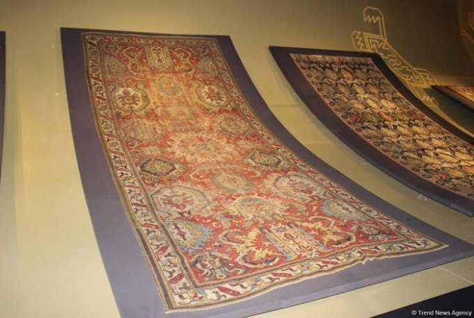 Ancient carpets returned to Azerbaijan showcased at Nasimi Festival in Baku