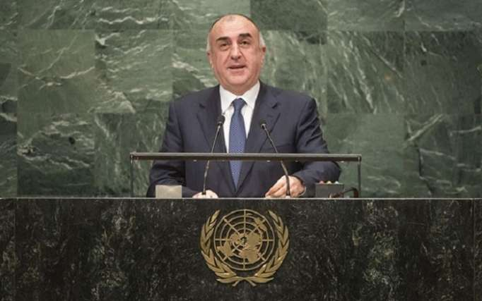 Azerbaijani FM calls to support candidacy of Baku for hosting World EXPO 2025