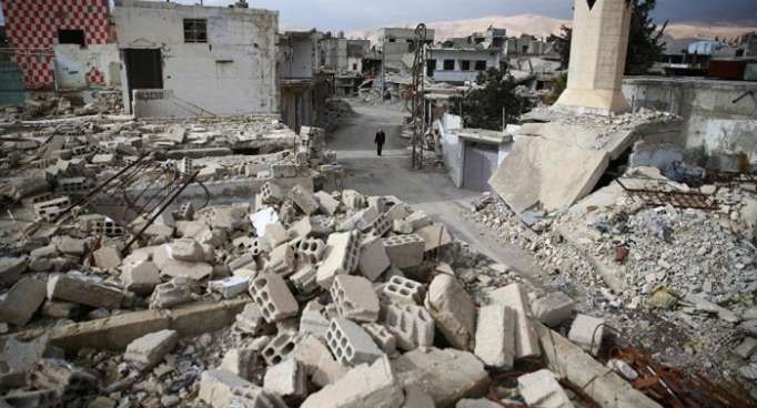 Beijing ready to contribute to Syria reconstruction