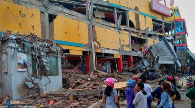 Indonesia tsunami: Death toll jumps to 384, fate of hundreds more unknown