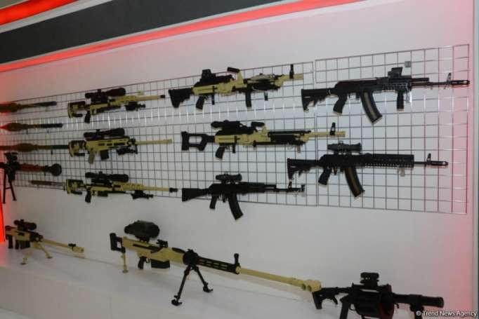 Azerbaijan expands sale of arms to Africa, Middle East