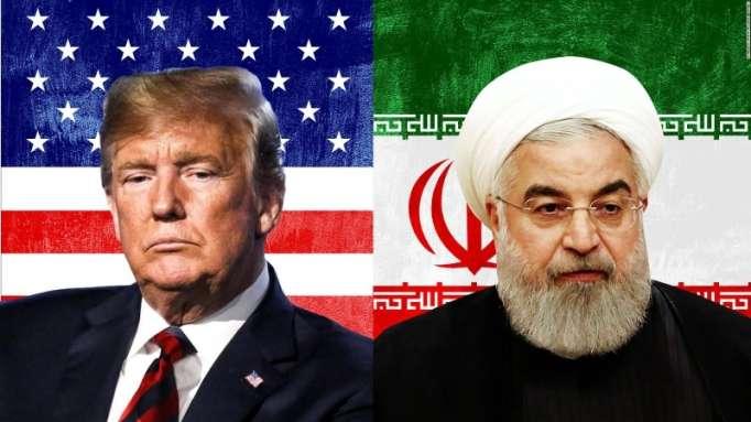 Ruhani Trampla görüşməyi xahiş etməyib - İran XİN