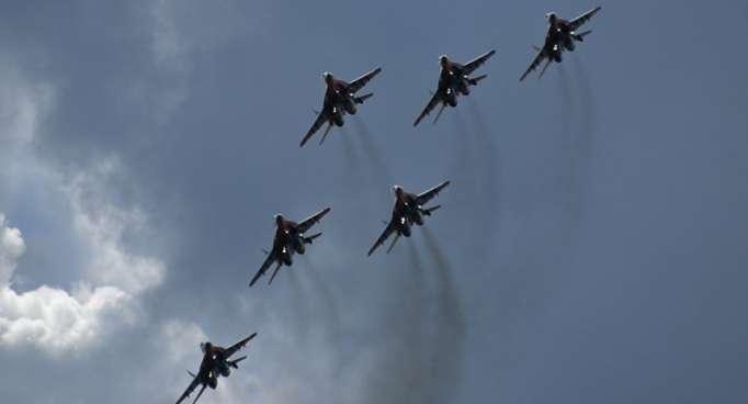 طائرات تحرس أجواء الدولة بيقظة دائمة