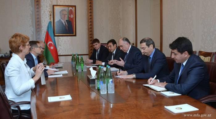 Chef de la diplomatie azerbaïdjanaise: «Nous sommes prêts pour les négociations de Karabakh »