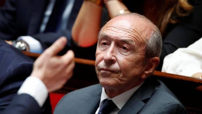 France:Gérard Collomb annonce son départ du gouvernement
