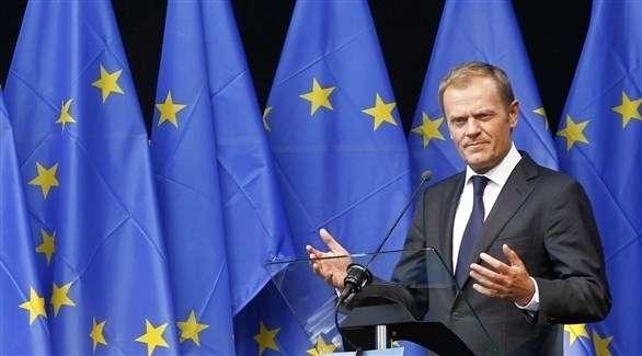 توسك: التوصل إلى حل وسط مع بريطانيا ما زال ممكناً