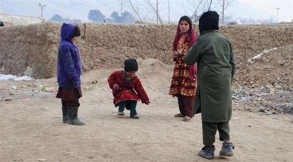 """مأساة دامية..""""لعبة"""" تقتل 8 أطفال في أفغانستان"""
