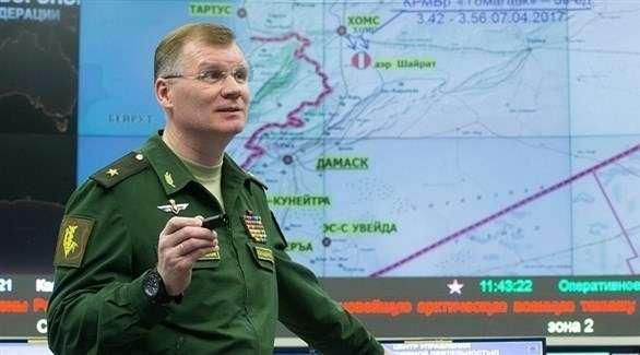 موسكو: إسرائيل مسؤولة عن سقوط الطائرة في سوريا