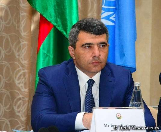 Azerbaijan prepares strategy to develop agriculture - minister