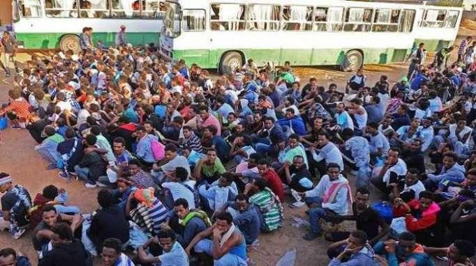 """تقرير أممي يتهم """"لواء سبل السلام"""" الليبي بتهريب اللاجئين"""