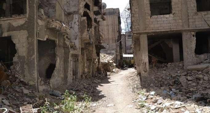 الكنيسة الروسية تعِد برنامجا لإعادة بناء البنية التحتية في سوريا