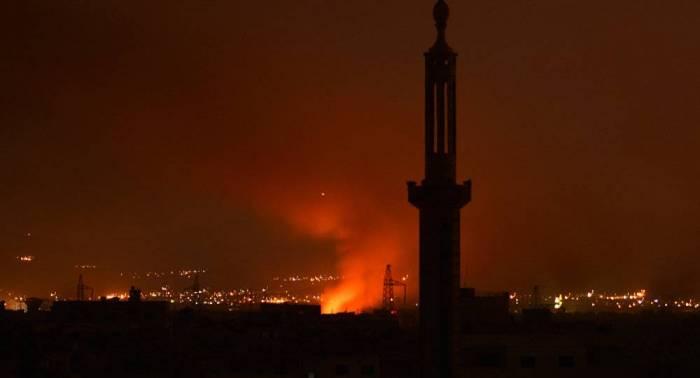 Syrische Luftabwehr wehrt Angriff Israels auf Flughafen Damaskus ab