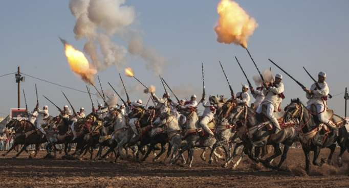 """""""داعش"""" في المغرب للاحتفال بعاشوراء"""