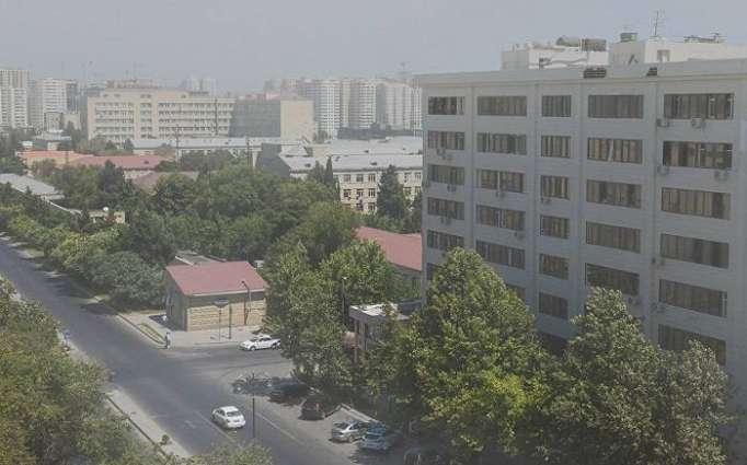 Ölkə ərazisində zəif toz dumanı gözlənilir