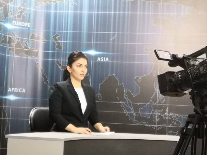 AzVision TV:Die wichtigsten Videonachrichten des Tages aufEnglisch(12. September)-VIDEO