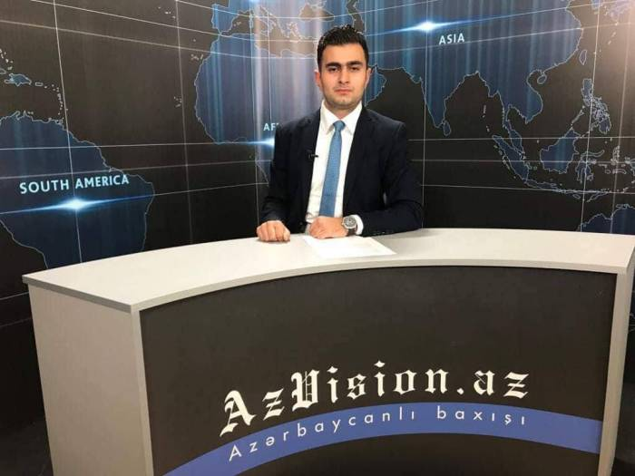 AzVision TV releases new edition of news in German for September 14 - VIDEO