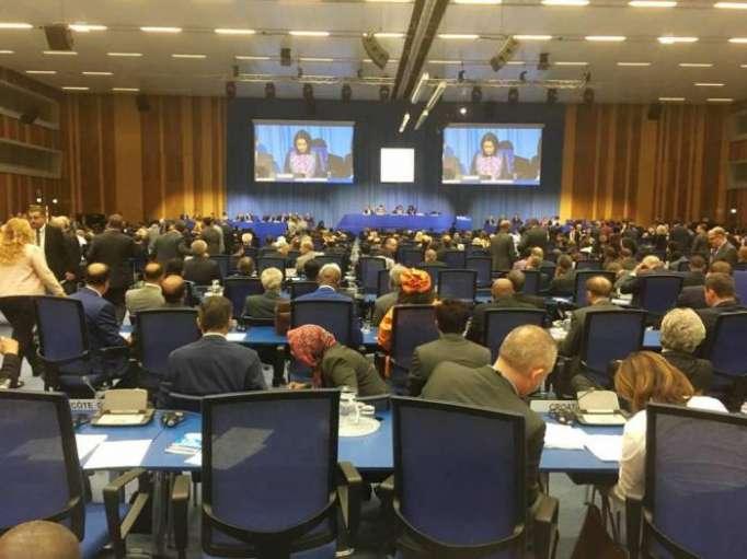 Vyanada AEBA-nın 62-ci sessiyası başlayıb