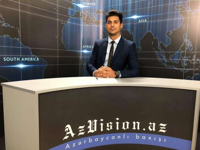 AzVision TV releases new edition of news in German for September 24-VIDEO