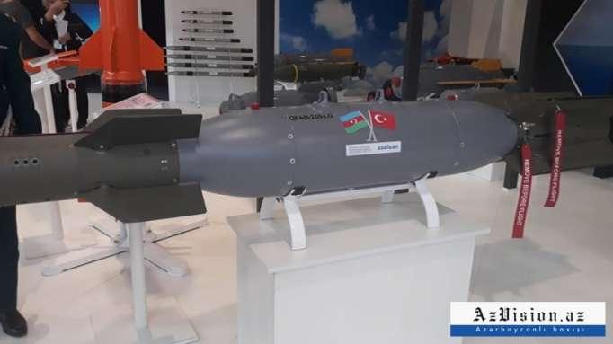 Azərbaycan yeni aviasiya bombası istehsal edir - FOTO