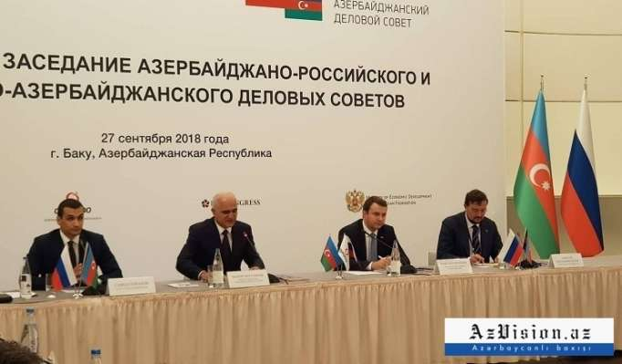 9th Azerbaijan-Russia interregional forum is being held in Baku - UPDATED