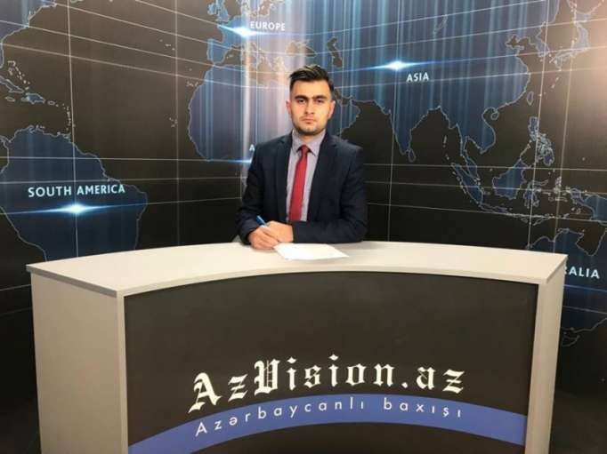 AzVision TV releases new edition of news in German for September 27-VIDEO