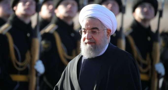 شاهد... رد فعل روحاني لحظة علمه بهجوم الأهواز الإرهابي