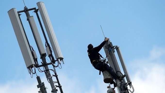 """5G-Netzausbau wird """"unfassbar teuer"""""""