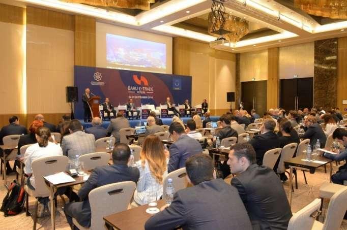 Bakıda Beynəlxalq Elektron Ticarət Forumu keçirilir