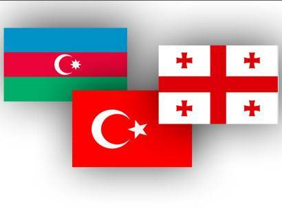 Azerbaijan, Turkey, Georgia discussing Memorandum in military sphere