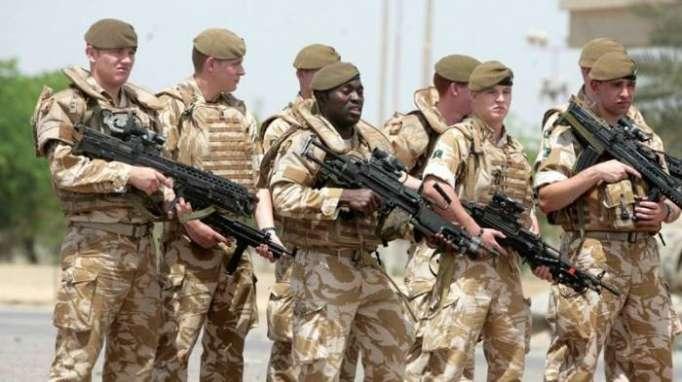 Britaniya ordusunda ciddi kadr problemi yaranıb