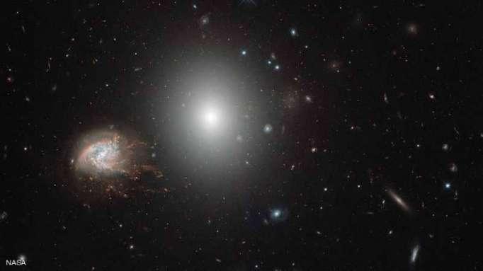 """صورة مذهلة للفضاء من ناسا تطرح """"السؤال الأبدي"""""""