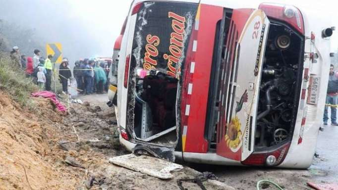 Equateur: 12 morts dans un accident d
