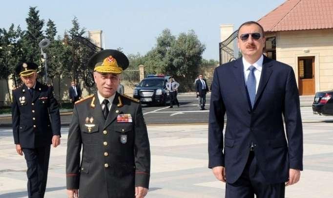 Prezident Ramil Usubovu mükafatlandırdı