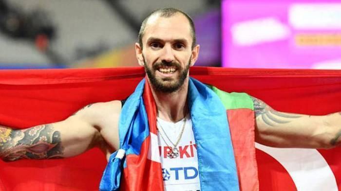 Ramil Quliyev dünya çempionatında ikinci oldu