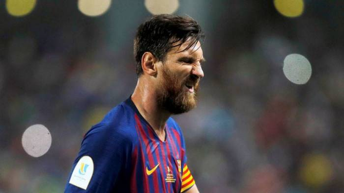 Messi quedó afuera de la terna para el premio The Best de la FIFA